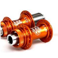 White Industries Hubs and Components
